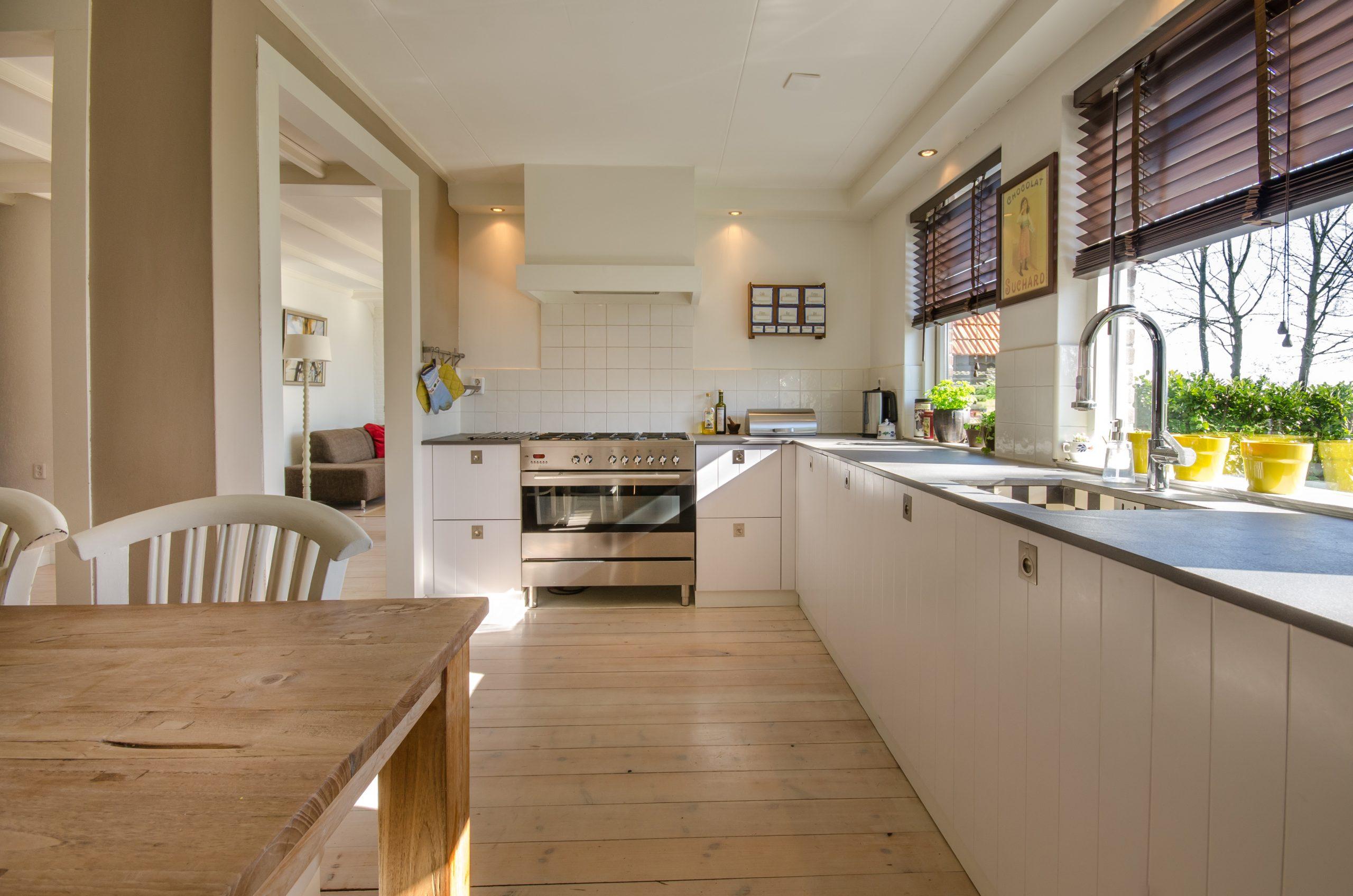 Welke materialen voor keukenmeubilair?